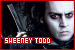 Sweeney Todd: The Demon Barber of Fleet Street: Benjamin 'Sweeney Todd' Barker